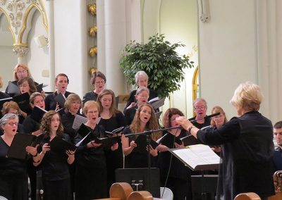 """""""In Remembrance"""" (Eleanor Daley), A Symphony of Choirs. Buffalo Master Chorale, Doreen Rao, cond.  St Joseph Cathedral, June 2013."""