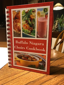 Buffalo Niagara Choirs Cookbook